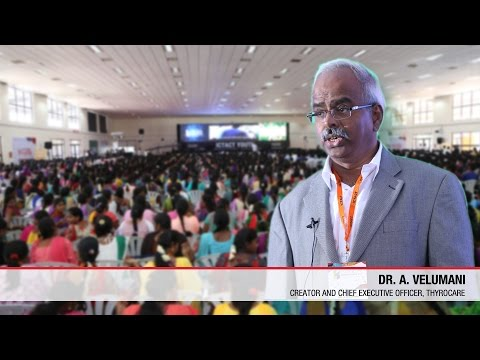 From a Village to Stock Exchange - Dr. A Velumani