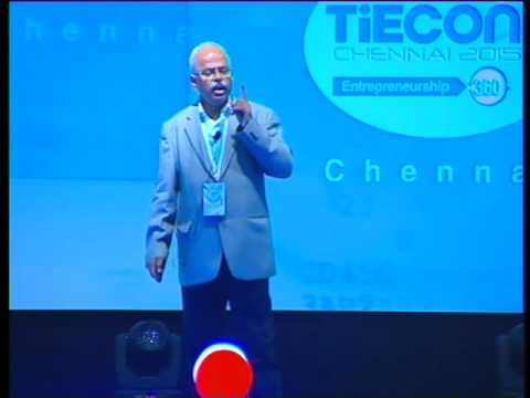 I am the first employer for all of my employees - Speech by Dr. A.Velumani - TiECON Chennai