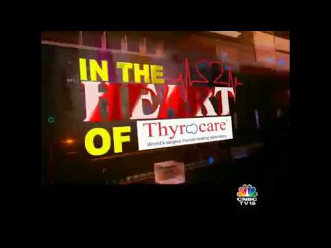 In The Heart Of Thyrocare - Dr. Velumani with CNBC TV18