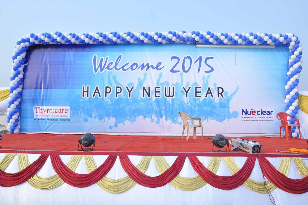 New Year Party 2015 - 1