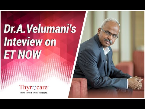 Stellar Subscription for Thyrocare - Interview on ET NOW