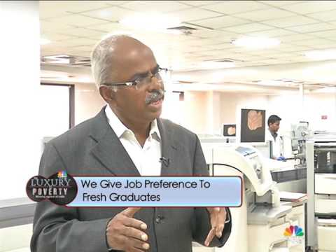 Luxury of poverty: Interview with Dr. A. Velumani