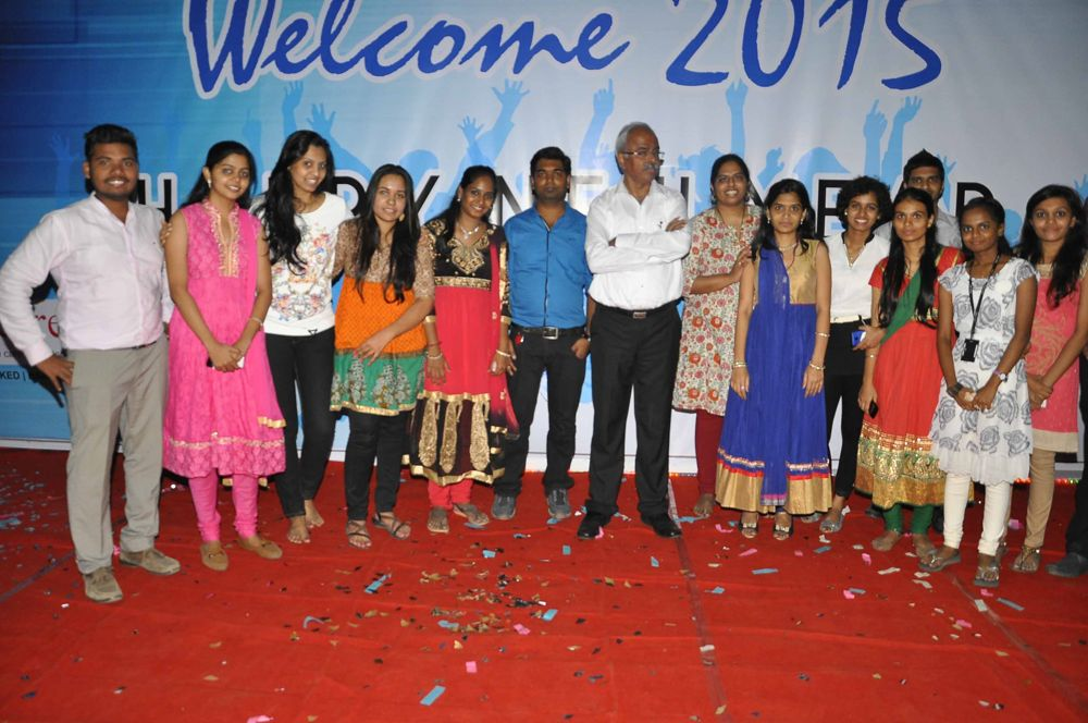 New Year Party 2015 - 2
