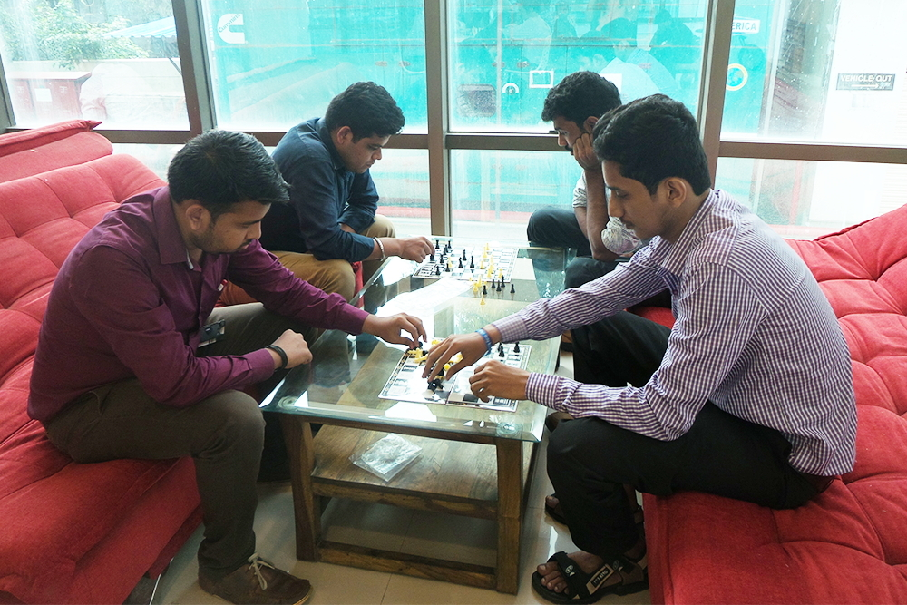 Chess Competition - 1